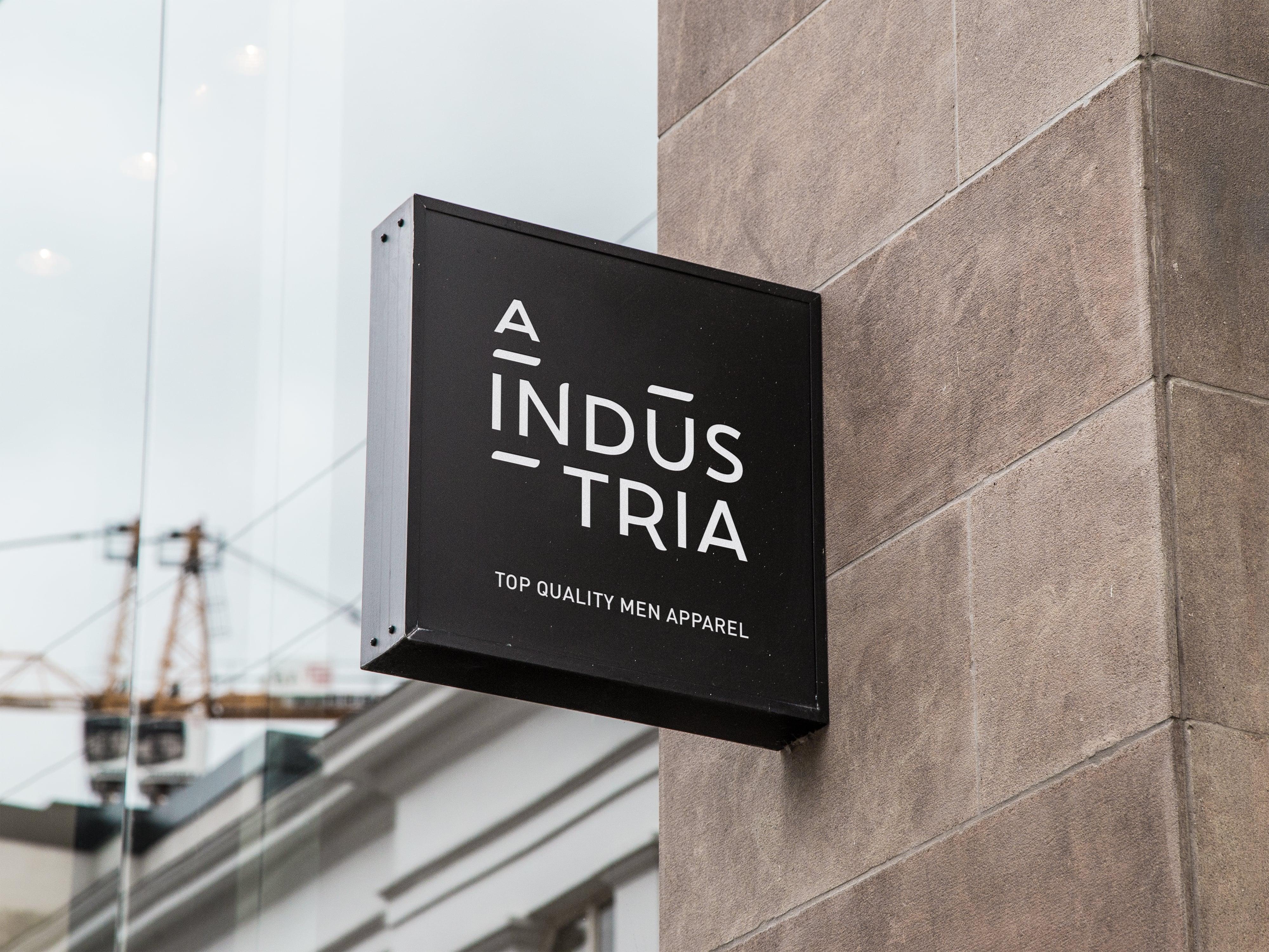 Aindustria_Signage